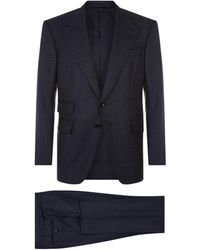 Tom Ford - Mohair Shelton Suit - Lyst