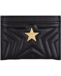 Stella McCartney - Stella Star Card Holder - Lyst