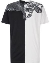 Marcelo Burlon - Snake Wing T-shirt - Lyst