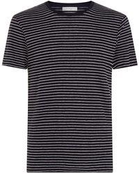 Sandro - Striped T-shirt - Lyst