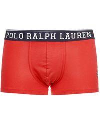 Polo Ralph Lauren - Varsity Logo Trunks - Lyst