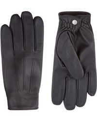 Sandro - Classic Leather Gloves - Lyst