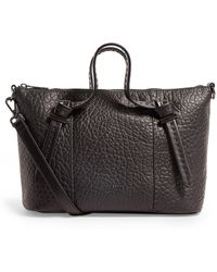 5e9700f389 Ted Baker Small Olmia Knot Tote Bag in Brown - Lyst
