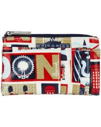 Harrods - Iconic London Travel Purse - Lyst