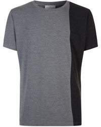 Homebody - Colour Block Lounge T-shirt - Lyst