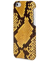 The Case Factory - Python-effect Leather Iphone 6/6s Case - Lyst