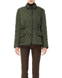Leon Max - Quilted And Padded Jacket - Lyst