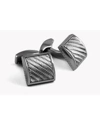 Tateossian - Corto Wave Cufflinks - Lyst