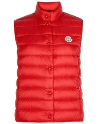 Moncler - Liane Quilted Shell Gilet - Lyst