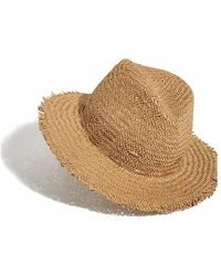 Hazel Leather Trim Round Hat Jigsaw hhpF0K