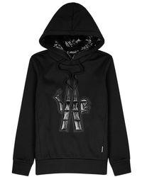 Moncler - Maglia Logo-appliquéd Jersey Sweatshirt - Lyst