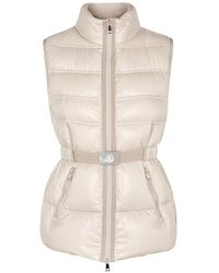 Moncler - Aigrette Quilted Shell Gilet - Lyst