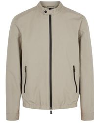 Herno - Laminar Shell Jacket - Lyst