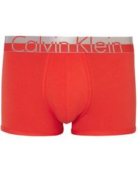 CALVIN KLEIN 205W39NYC - Magnetic Stretch Cotton Boxer Briefs - Lyst