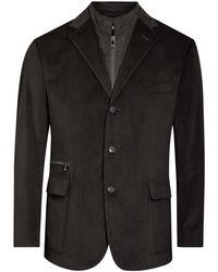 Canada Goose montebello parka sale fake - Canada goose Selkirk Dark Grey Padded Twill Jacket in Grey for Men ...