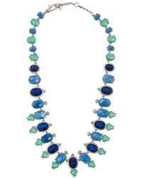 Jenny Packham - Wanderlust Crystal-embellished Necklace - Lyst
