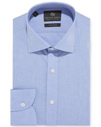 Chester Barrie - Soft Melange Shirt - Lyst