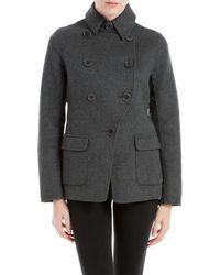 Leon Max - Doubleweave Wool Tailored Jacket - Lyst