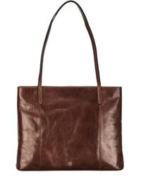 Maxwell Scott Bags - Women S Classic Large Leather Shopper Bag - Lyst