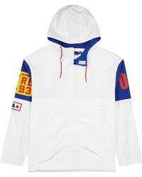 Polo Ralph Lauren - Cp-93 Hooded Colour-block Shell Jacket - Lyst