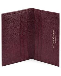 Aspinal | The Double Credit Card Case | Lyst