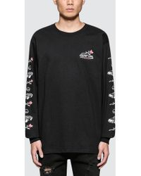 The Quiet Life - Heavy Slime L/s T-shirt - Lyst