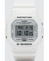 """G-Shock - Dw5600mw """"marine White Series"""" - Lyst"""