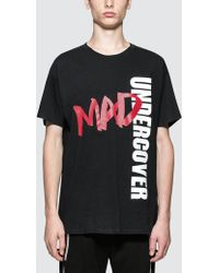 Undercover - Mad S/s T-shirt - Lyst
