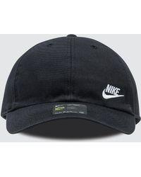 promo code 8933c a65f3 Nike - W Nsw H86 Cap Futura Classic - Lyst