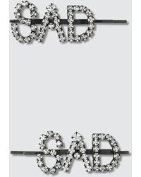 Ashley Williams - Sad Hair Pins - Lyst