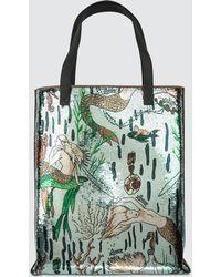 Loewe - Vertical Tote Paula Mermaid Bag - Lyst