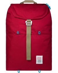 Topo Designs - Red Trail Backpack - Lyst