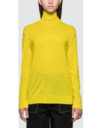 Undercover - Turtle Neck Pullover - Lyst