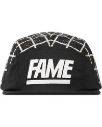 Hall of Fame - Black Split Fame Block Camper - Lyst