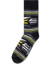 Richer Poorer - Black Villager Socks - Lyst