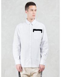 I Love Ugly - Academy Shirt - Lyst