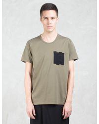 Lad Musician - Permanent Rocker Pocket S/s T-shirt - Lyst