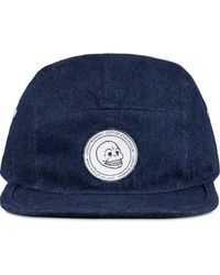 Cheap Monday - Cm Badge 5 Panel Cap - Lyst