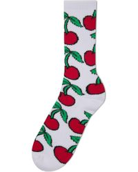 Huf - Pop It Crew Socks - Lyst