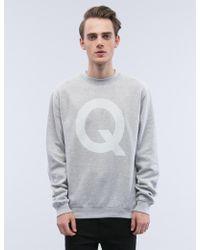 The Quiet Life - Q Crew Sweatshirt - Lyst
