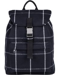 A.P.C. - Snap-buckle Backpack - Lyst
