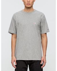 Champion - Small Logo S/s T-shirt - Lyst