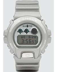 A Bathing Ape - X G-shock Reflective Dw-6900fs - Lyst
