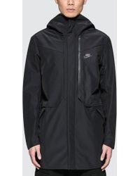 Nike - Nsw Tech Pack Jacket Hd Shield - Lyst