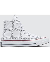 3289a405fe7 Lyst - Converse Chuck 70 Gore-tex® White   Black High Top Shoes in ...