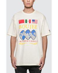 YRN - Boujee Internationale S/s T-shirt - Lyst