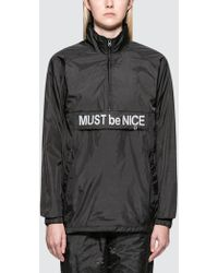 "RIPNDIP - "" """"must Be Nice"""" Half Zip Anorak Jacket"" - Lyst"