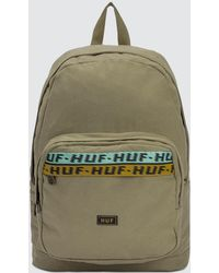 Huf - Canvas Utility Backpack - Lyst