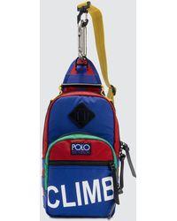 Polo Ralph Lauren - Hi Tech Cross Body Bag - Lyst