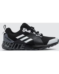2ce659916f595 Lyst - adidas Originals X White Mountaineering Nmd Trail Pk in Black ...